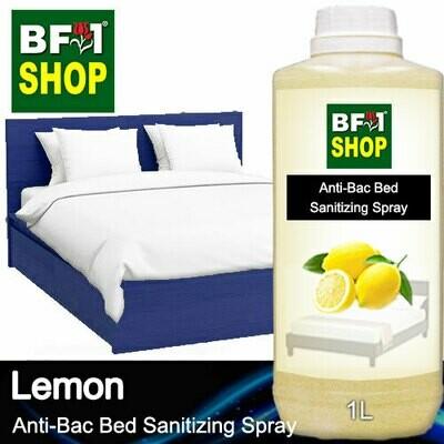 Anti-Bac Bed Sanitizing Spray (ABBS) - Lemon - 1L