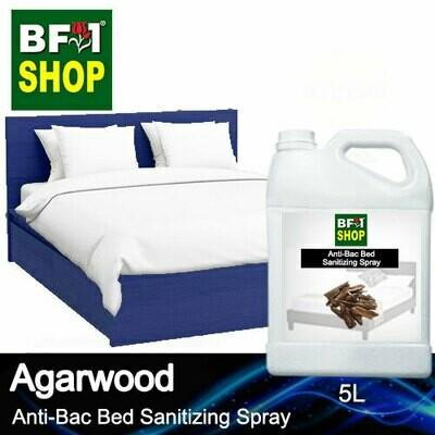 Anti-Bac Bed Sanitizing Spray (ABBS) - Agarwood - 5L