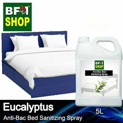 Anti-Bac Bed Sanitizing Spray (ABBS) - Eucalyptus - 5L