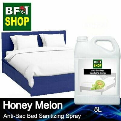 Anti-Bac Bed Sanitizing Spray (ABBS) - Honey Melon - 5L