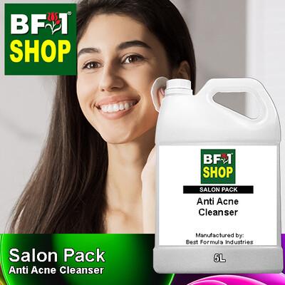 Salon Pack - Anti Acne Cleanser - 5L