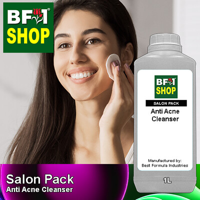 Salon Pack - Anti Acne Cleanser - 1L