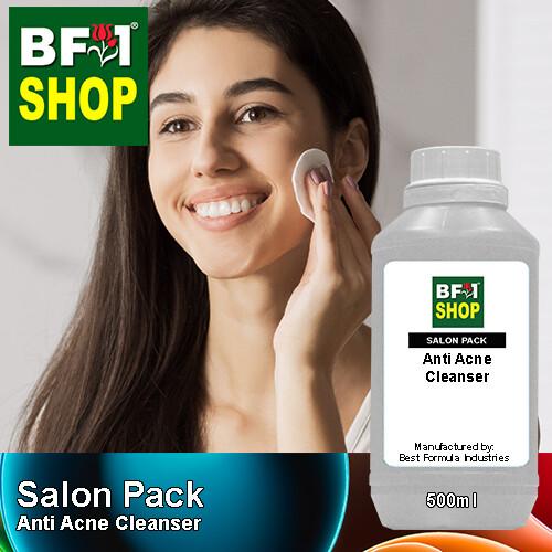 Salon Pack - Anti Acne Cleanser - 500ml