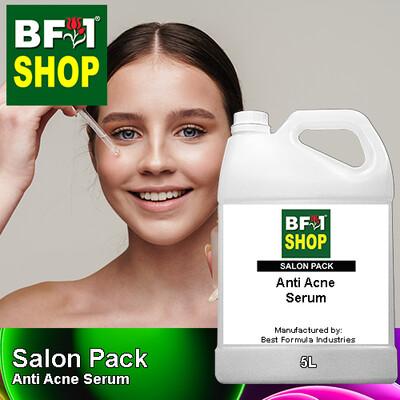Salon Pack - Anti Acne Serum - 5L