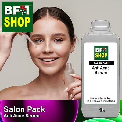 Salon Pack - Anti Acne Serum - 1L