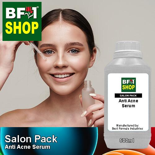 Salon Pack - Anti Acne Serum - 500ml