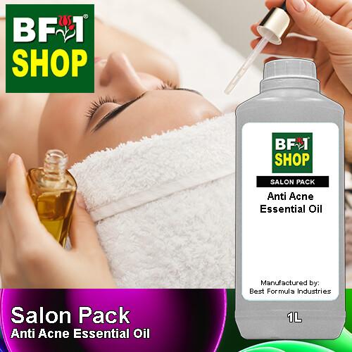 Salon Pack - Anti Acne Essential Oil - 1L