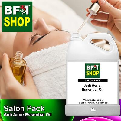 Salon Pack - Anti Acne Essential Oil - 5L