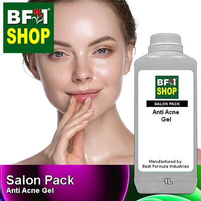 Salon Pack - Anti Acne Gel - 1L