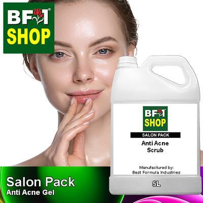 Salon Pack - Anti Acne Gel - 5L