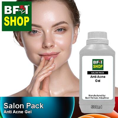 Salon Pack - Anti Acne Gel - 500ml