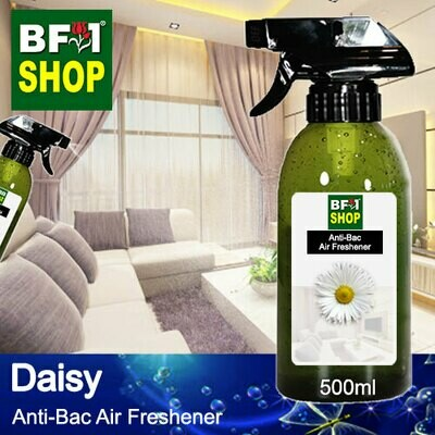 Anti-Bac Air Freshener - 75% Alcohol with Daisy - 500ml