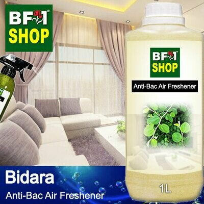 Anti-Bac Air Freshener - 75% Alcohol with Bidara - 1L