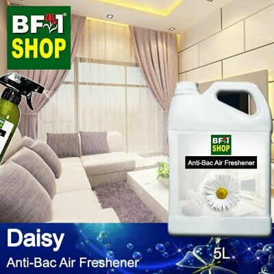 Anti-Bac Air Freshener - 75% Alcohol with Daisy - 5L