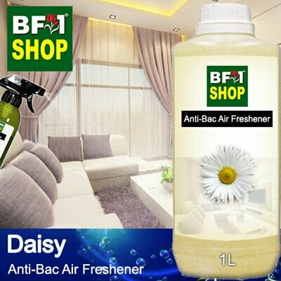Anti-Bac Air Freshener - 75% Alcohol with Daisy - 1L