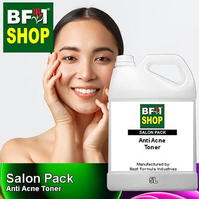 Salon Pack - Anti Acne Toner - 5L