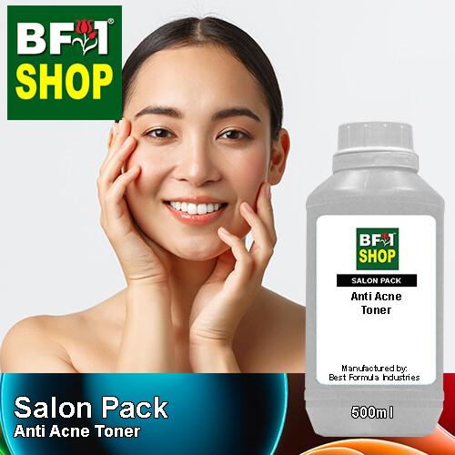 Salon Pack - Anti Acne Toner - 500ml
