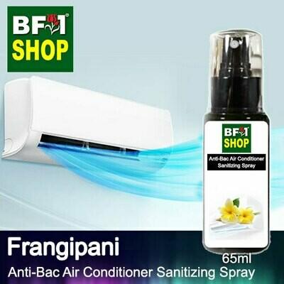 Anti-Bac Air Conditioner Sanitizing Spray (ABACS) - Frangipani - 65ml