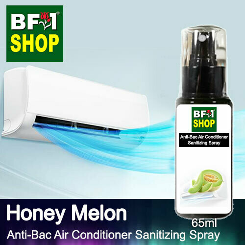 Anti-Bac Air Conditioner Sanitizing Spray (ABACS) - Honey Melon - 65ml