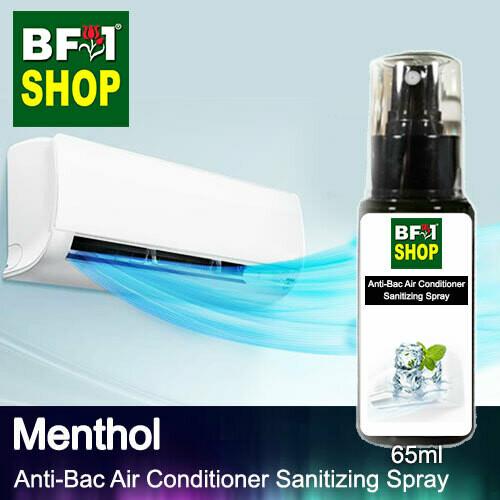 Anti-Bac Air Conditioner Sanitizing Spray (ABACS) - Menthol - 65ml