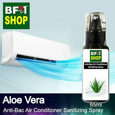 Anti-Bac Air Conditioner Sanitizing Spray (ABACS) - Aloe Vera - 65ml