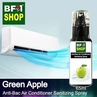 Anti-Bac Air Conditioner Sanitizing Spray (ABACS) - Apple - Green Apple - 65ml