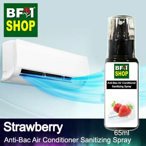 Anti-Bac Air Conditioner Sanitizing Spray (ABACS) - Strawberry - 65ml