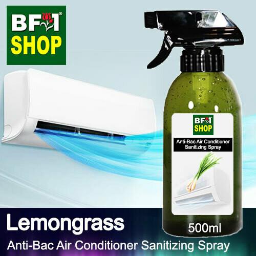 Anti-Bac Air Conditioner Sanitizing Spray (ABACS) - Lemongrass - 500ml