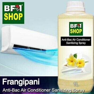 Anti-Bac Air Conditioner Sanitizing Spray (ABACS) - Frangipani - 1L