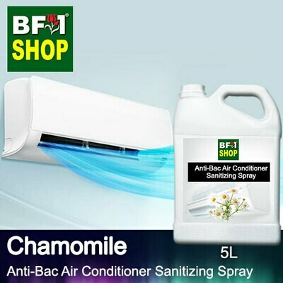 Anti-Bac Air Conditioner Sanitizing Spray (ABACS) - Chamomile - 5L