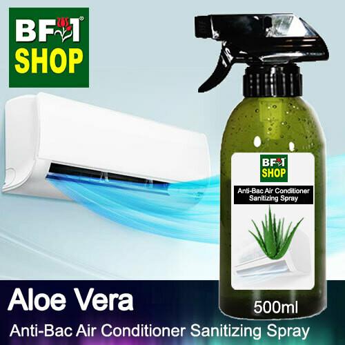 Anti-Bac Air Conditioner Sanitizing Spray (ABACS) - Aloe Vera - 500ml