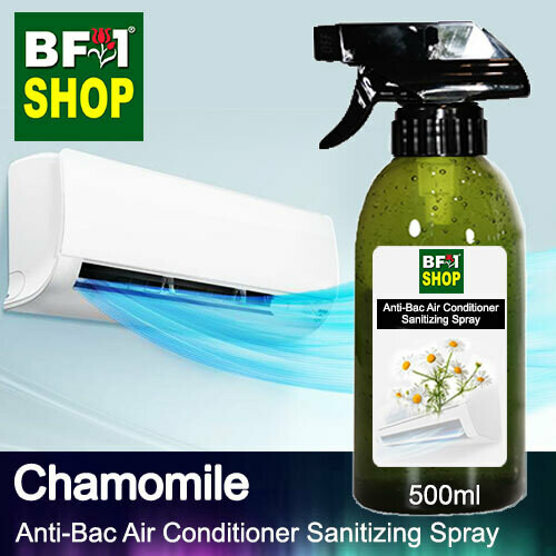 Anti-Bac Air Conditioner Sanitizing Spray (ABACS) - Chamomile - 500ml