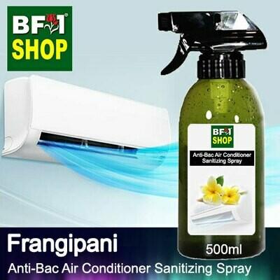 Anti-Bac Air Conditioner Sanitizing Spray (ABACS) - Frangipani - 500ml