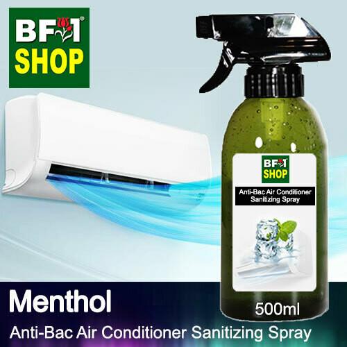 Anti-Bac Air Conditioner Sanitizing Spray (ABACS) - Menthol - 500ml