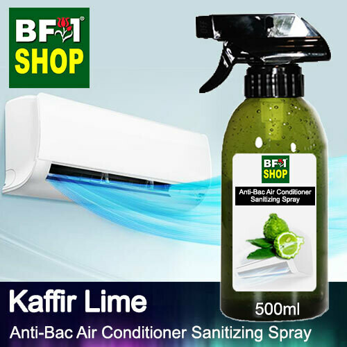 Anti-Bac Air Conditioner Sanitizing Spray (ABACS) - lime - Kaffir Lime - 500ml