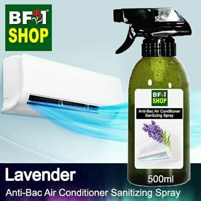 Anti-Bac Air Conditioner Sanitizing Spray (ABACS) - Lavender - 500ml