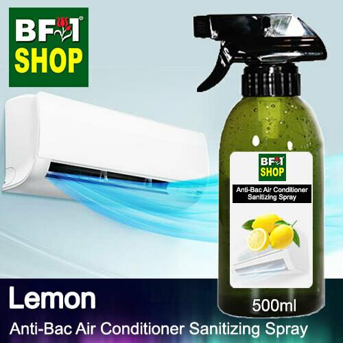 Anti-Bac Air Conditioner Sanitizing Spray (ABACS) - Lemon - 500ml