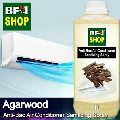Anti-Bac Air Conditioner Sanitizing Spray (ABACS) - Agarwood - 1L