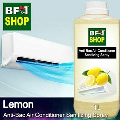 Anti-Bac Air Conditioner Sanitizing Spray (ABACS) - Lemon - 1L