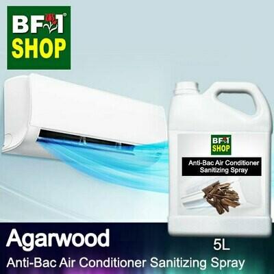 Anti-Bac Air Conditioner Sanitizing Spray (ABACS) - Agarwood - 5L