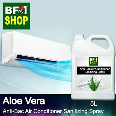 Anti-Bac Air Conditioner Sanitizing Spray (ABACS) - Aloe Vera - 5L