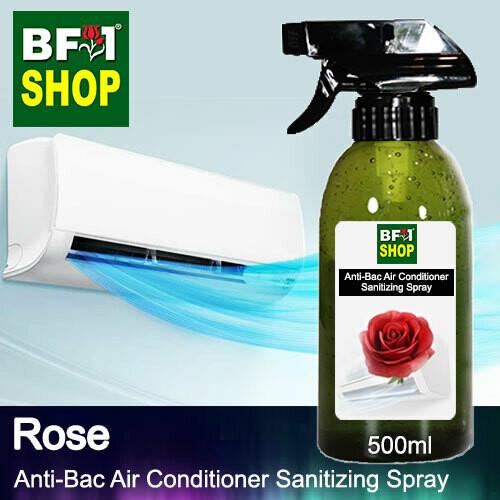 Anti-Bac Air Conditioner Sanitizing Spray (ABACS) - Rose - 500ml