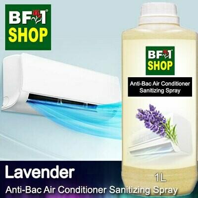 Anti-Bac Air Conditioner Sanitizing Spray (ABACS) - Lavender - 1L