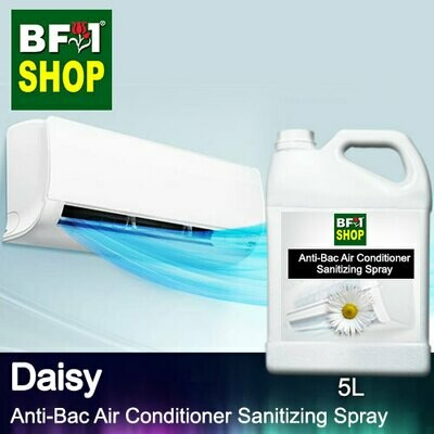 Anti-Bac Air Conditioner Sanitizing Spray (ABACS) - Daisy - 5L