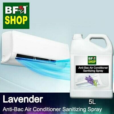 Anti-Bac Air Conditioner Sanitizing Spray (ABACS) - Lavender - 5L