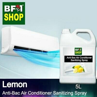 Anti-Bac Air Conditioner Sanitizing Spray (ABACS) - Lemon - 5L