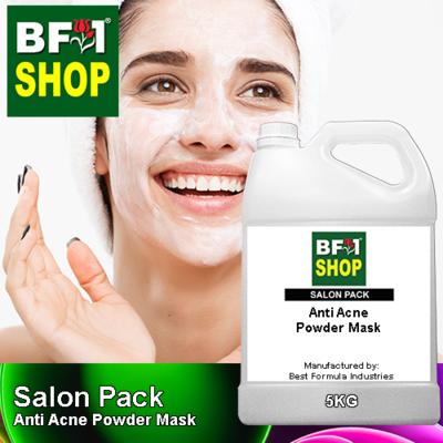 Salon Pack - Anti Acne Powder Mask - 5KG