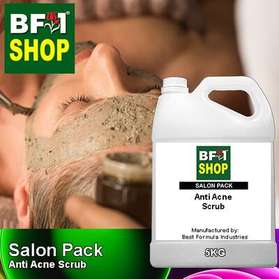 Salon Pack - Anti Acne Scrub - 5KG