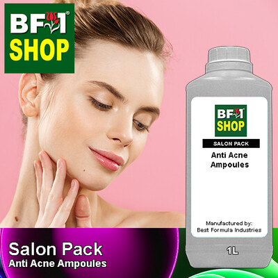 Salon Pack - Anti Acne Ampoules - 1L