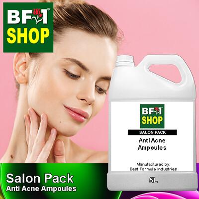 Salon Pack - Anti Acne Ampoules - 5L